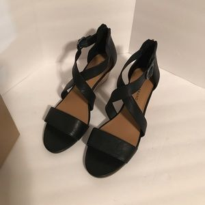 Lucky Brand Black Sandals New With Tags